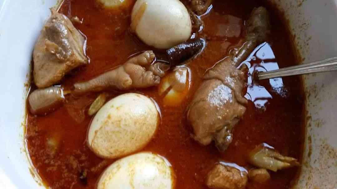 Khasiat Ceker Ayam